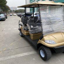 好力直销2~6座电动高尔夫球车,房产公司看房电动观光车