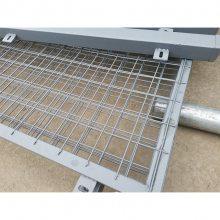 护栏网安装防护 嘉兴护栏网 苏州车间隔离网