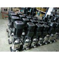 二次供水生活给水泵 50CDL(F)16-20 2.2KW 价格选型 上海众度泵业