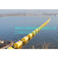 实心聚氨酯浮筒 聚乙烯浮球 海警专用浮筒