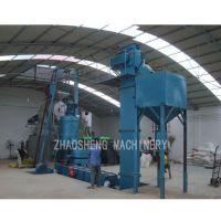 直销铸造设备覆膜砂生产线 济南石英砂类覆膜砂生产成套设备