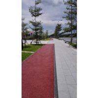 经营销售海绵城市牌 有颜色的透水生态地坪 厂家指导施工