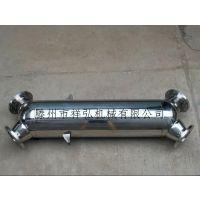 祥弘供应全不锈钢材质换热器厂家直销价格优惠