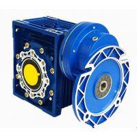 蜗轮箱 NRV50-50-0.37KW蜗轮减速机上海诺广现货
