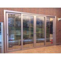 佛山厂家供应铝合金门窗 新款静音重型推拉门 防水防风