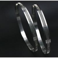 信中特:厂家直销304不锈钢扎带 自锁不锈钢扎带