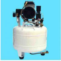 上海劲豹无油空压机型号SLB35功率0.8kw噪音30dB国家实验室高端静音无油空压机