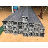 云浮316拉丝不锈钢方管 化工设备专用管
