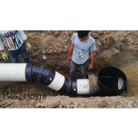 福州1000塑料井厂家 塑料窨井盖厂家 塑料污水检查井批发 正林