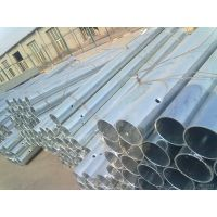 热镀锌钢管、波形护栏立柱规格 114*4.5*1950mm(宏利17753363199)
