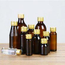 河北林都供应20ml模制口服液瓶