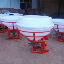 志成悬挂式扬播机 拖拉机背负式施肥器 750公斤颗粒肥甩肥机