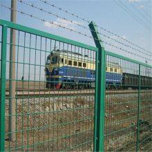 框架焊接网 铁路护栏网 小区护栏