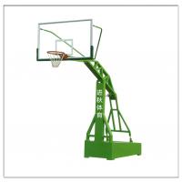 固杰 箱式移动仿液压篮球架,豪华篮球架 ,深圳体育器材厂家