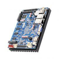 Maxtang大唐BYT35主板四核J1900双网口6串口板载内存3.5寸嵌入式ITX主板