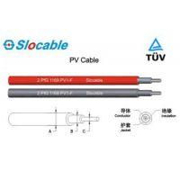 tuv 认证solar cable pv1-f 1*4mm2 风暴大促销