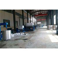 20吨真石漆生产设备-时产20吨卧式翻斗式真石漆搅拌机生产效率