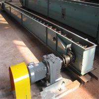 六九水泥灰渣刮板输送机 长距离重型带铸石板埋刮板输送机
