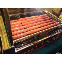 上海烤肠机租赁 香肠机 热狗肠机出租 现场制作