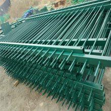 新乡市护栏网厂 浸塑护栏网定额 养殖围栏效果图