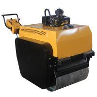 修远机械小型压路机振动手扶式双轮压路机柴油厂家直销路面压实机械
