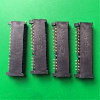 云南厂家供应 pci e连接器连欣PCIE52PIN前插后贴款