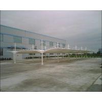 上海诚发膜结构停车棚 汽车棚全国供应加工