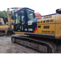 转让二手挖掘机卡特320D2(9成新)性能免检手续齐全