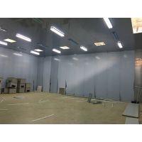江西南昌不锈钢彩钢净化板 304不锈钢彩钢净化板 浩建环保工程