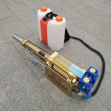 全新施肥施药机大棚烟雾水雾机果树杀虫旭阳180K打药机汽油动力喷雾器
