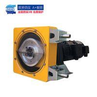 上海软管泵-JXHIN20工业软管泵专用配套湿喷机械手