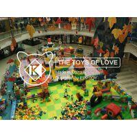 EPP儿童游乐园 新型积木淘气堡 商场中庭积木乐园 儿童主题乐园加盟