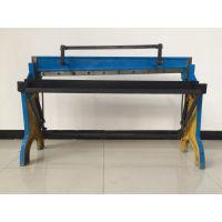 安徽丰力 1.3米 脚踏剪板机 手动裁板机 保温设备厂家 河南/河北地区
