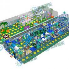 淘气堡,儿童室内游乐场,厂家直销免费设计
