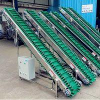 农村收粮铝型材输送机滚筒式 斜坡式输送机