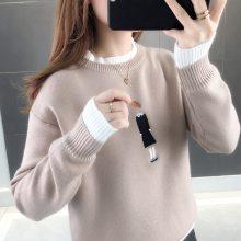 东莞大朗毛衣厂家常年生产低价女士毛衣批发地摊货女装针织毛衣低价韩版女士毛衣批发