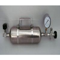 液化石油气采样瓶气体取样钢瓶北京精凯达优质供应 150ML