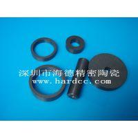 来图来料 氮化硅陶瓷环 氮化硅陶瓷导轨 专业陶瓷加工厂