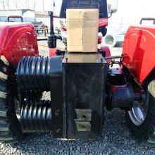 拖拉机绞磨 汽油柴油绞磨 手扶拖拉机绞磨 8吨绞磨机 洪涛电力 厂家直销