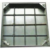 深圳中创华建厂家直销全套304不锈钢方形隐形装饰井盖 镀锌装饰井盖