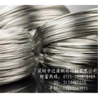优质锌白铜线 C7521抗拉白铜线多少钱一公斤