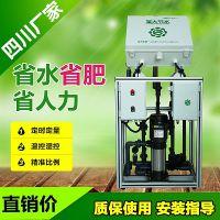 四川水肥一体化厂家 大田果园种植砂糖桔施肥机自动灌溉智能施肥