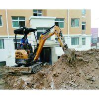 恒特微挖,22年挖掘机生产经验,微挖恒特