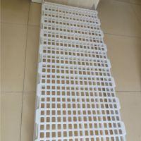 清洗简单安装方便用养殖塑料漏粪地板 漏粪地板模具