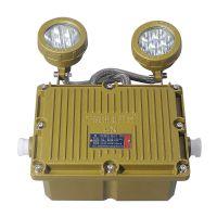 供应安全消防LED防爆应急灯电磁容量大停电应急led防爆双头灯