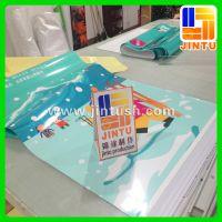 JT户内外写真PVC 100%高清打印 110背胶/130背胶高清打印 广告喷绘 量大价优 质量保障