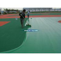 牧童专业定制丙烯酸场地铺设、丙烯酸网球场、丙烯酸篮球场