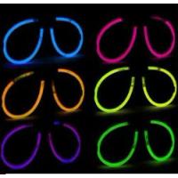 星奇厂家直销一次性塑料儿童节玩具荧光棒发光普通眼镜生日聚会求婚地摊热卖亲子交流互动玩具饰品