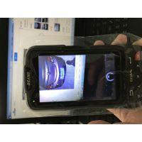 云卡品牌-园区手持停车场管理系统/车牌识别手持PDA/1s拍照识别 支持无线小票打印