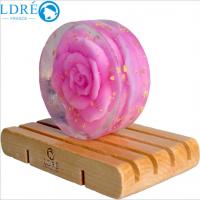金箔玫瑰天然植物精油皂 补水保湿洁面皂 手工皂OEM